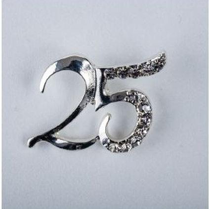 Applicazione anniversario matrimonio 25°