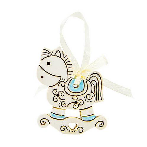 Cavallo a dondolo Baby dolce bimbo da appendere