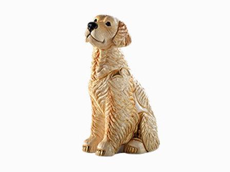 Golden retriever cane - De rosa collezione