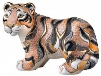 Tigre Bengala - De rosa collezione