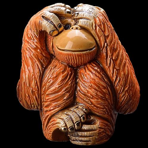 """Orangotango """"Non Vedo""""  - De rosa collezione"""