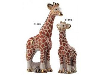 Giraffina baby - De rosa collezione