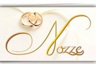 Biglietto matrimonio Nozze oro