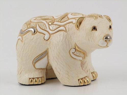 Orso polare mamma - De rosa collezione
