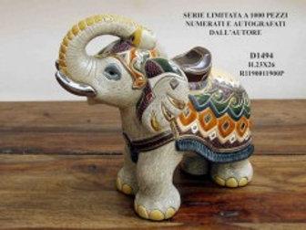 Elefante - De rosa collezione