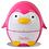 "Thumbnail: Timer 60' da cucina Pinguino rosa ""Rico"""