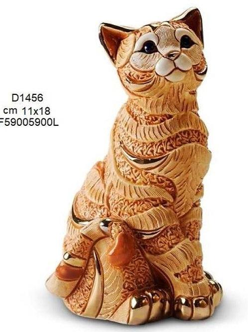 Gatto Zebrato Fulvo