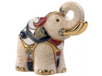 Elefante bianco - De rosa collezione