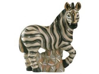 Zebra grande - De rosa collezione