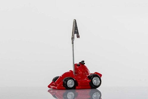 Memoclip Formula 1 Rosso