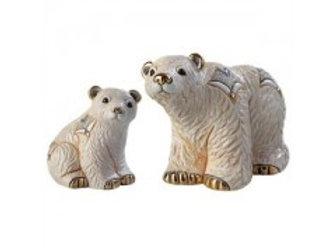 Orso polare baby - De rosa collezione