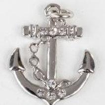 Charm pendente Timone silver