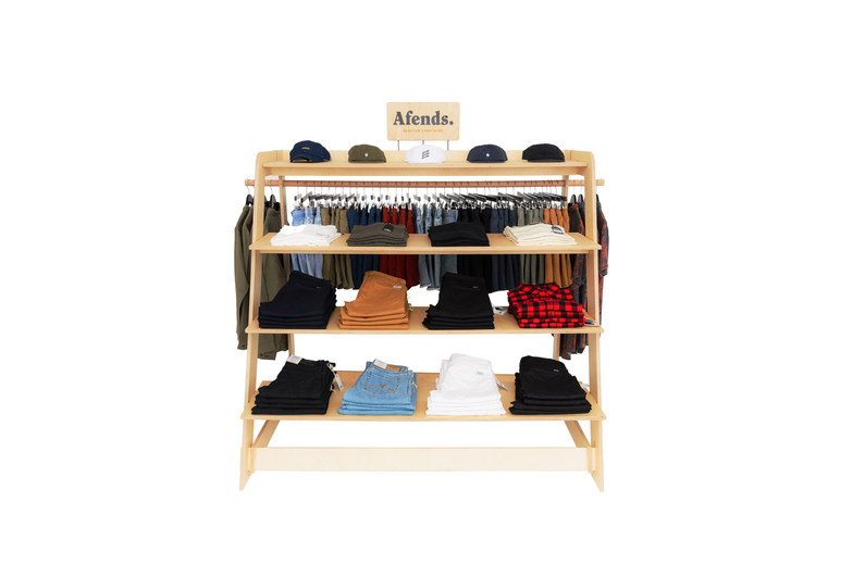 Afends Plywood Pant Stand