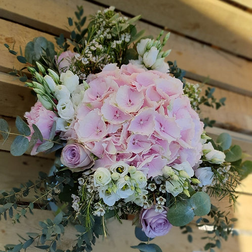 Hydrangea Bouquet Altrincham