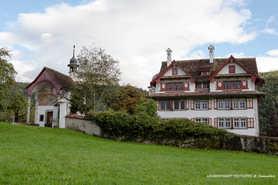Immenfeld mit Kapelle