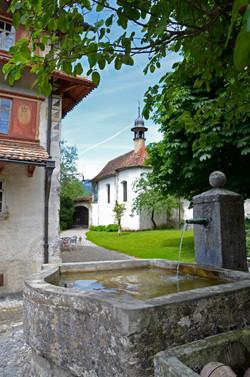 Brunnen Kapelle