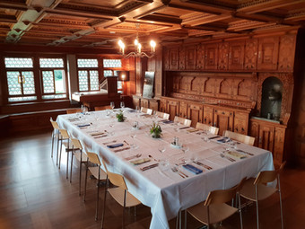 Schwyzerstube Businesslunch