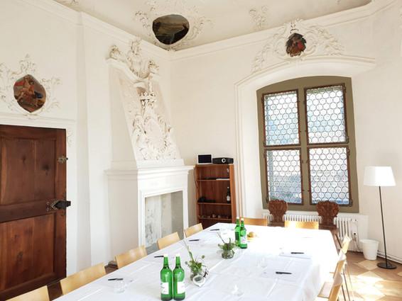 Sitzung Saal Immenfeld