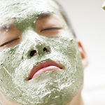 Natural Ingredient face Mask