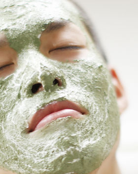 visage Ingrédients Masque naturel