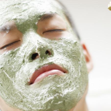 Máscaras faciais de Argila! Conheça seus benefícios.