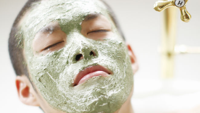 Natural Ingredient face Mask