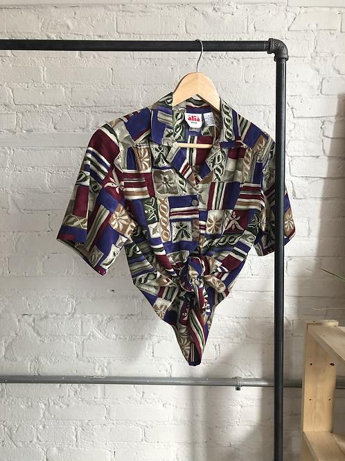 80's pattern - m