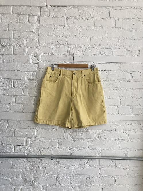 90's yellow hi rise