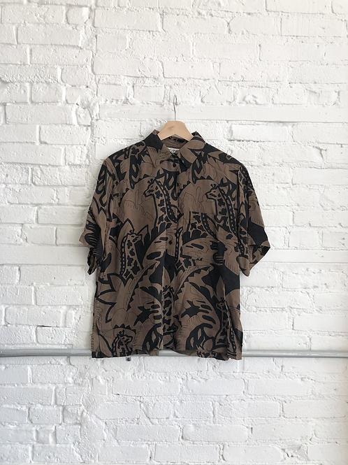 80's blouse