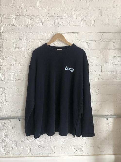 90's boca fleece