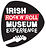 irish rock and roll museum logo png
