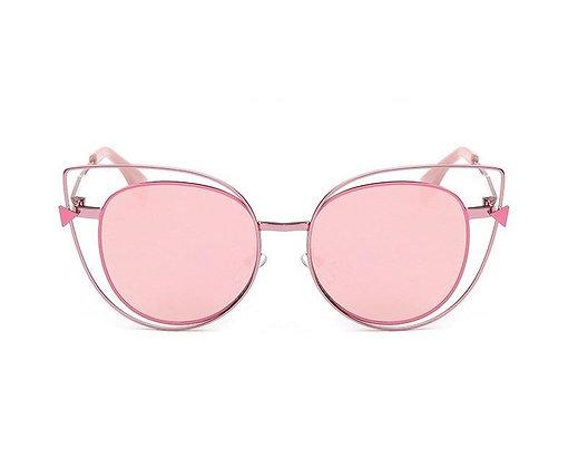 Óculos Rosé CatEyes