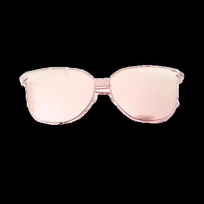 Óculos Mirror SquarePink