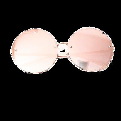 Óculos Mirror RoundPink