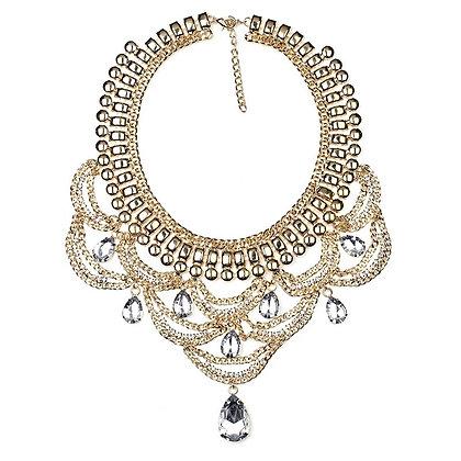 Colar Golden Chain