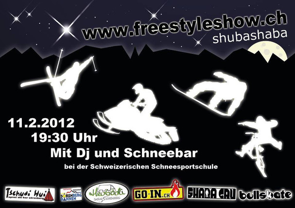 Freestyleshow 2012