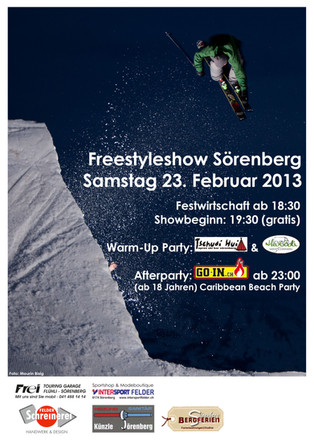 Freestyleshow 2013