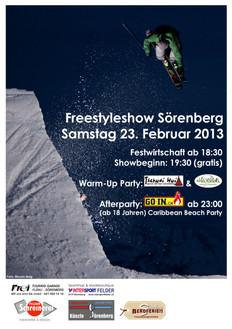 Freestyleshow 2013