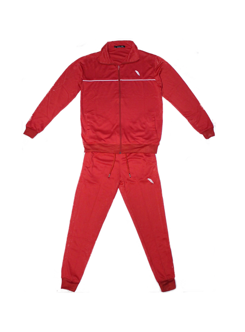 Red Tracksuit