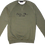 Thumbnail: Olive Crewneck Sweatshirt