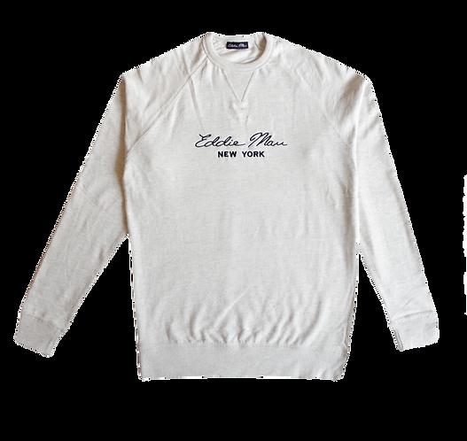 Oatmeal Crewneck Sweatshirt