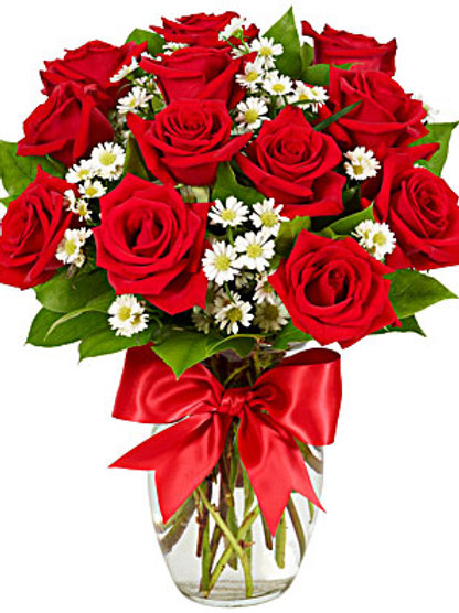 """""""Mad Love"""" Rose Bouquet"""