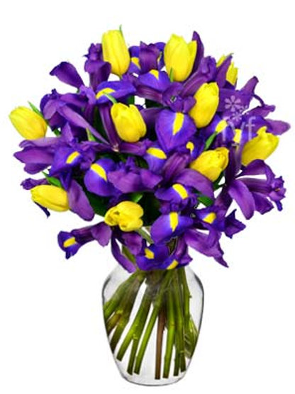 """""""Lemon Splash"""" Bouquet"""