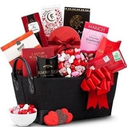 """I Love You"" Basket"