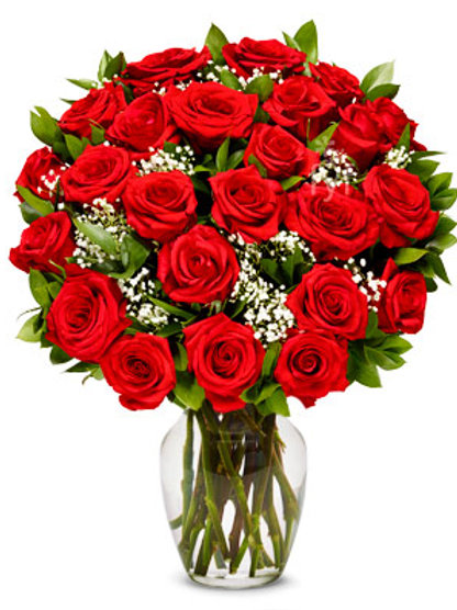 """""""Roses are Red"""" Rose Bouquet"""