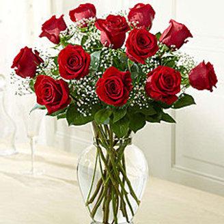 """""""Blush"""" Rose Bouquet"""
