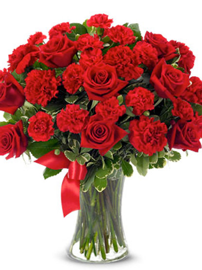Red Melody Bouquet