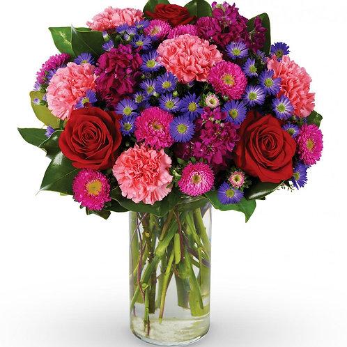 """Sweetheart Mix"" Bouquet"