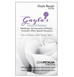 Gayla's Petals & Baskets
