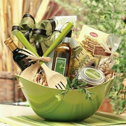 """ Go-Green Housewarming "" Basket"